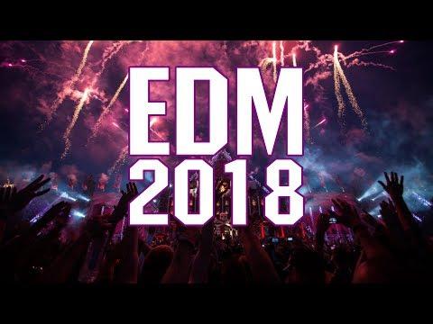 เพลงตื๊ดๆ EDM 2018 รวมเพลงฮิต ต้อนรับปีใหม่ [ DJ Stefano ]
