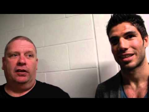 INTRODUCING BILLY NELSON'S NEW PROTEGE MOHAMMAD BABAZADEH TO iFL TV  - FIRST INTERVIEW