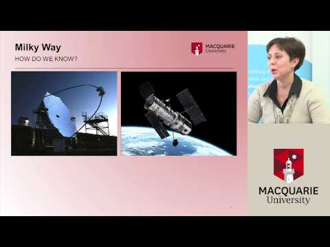 Junior Astronomy: How big is the Universe? - LEAP Links Video Conference