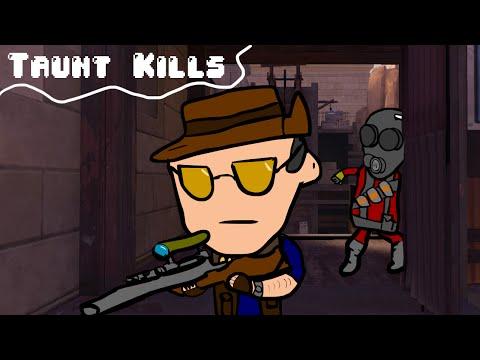 Taunt Kills (TF2 Animation)