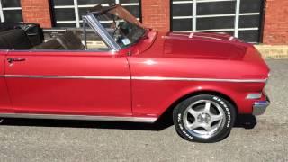 1962 Chevrolet Nova 400 Convertible Chevy II