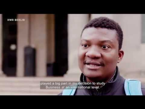 International Study: Exchange Students at the HWR Berlin