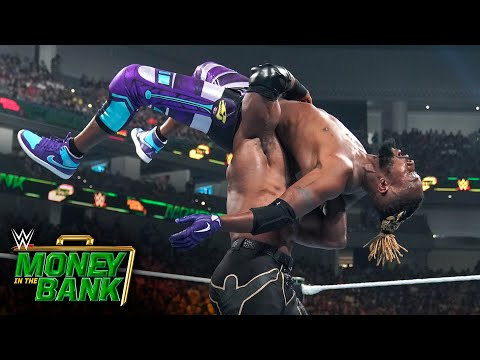 Lashley shows no mercy for Kingston: WWE Money in the Bank 2021 (WWE Network Exclusive)