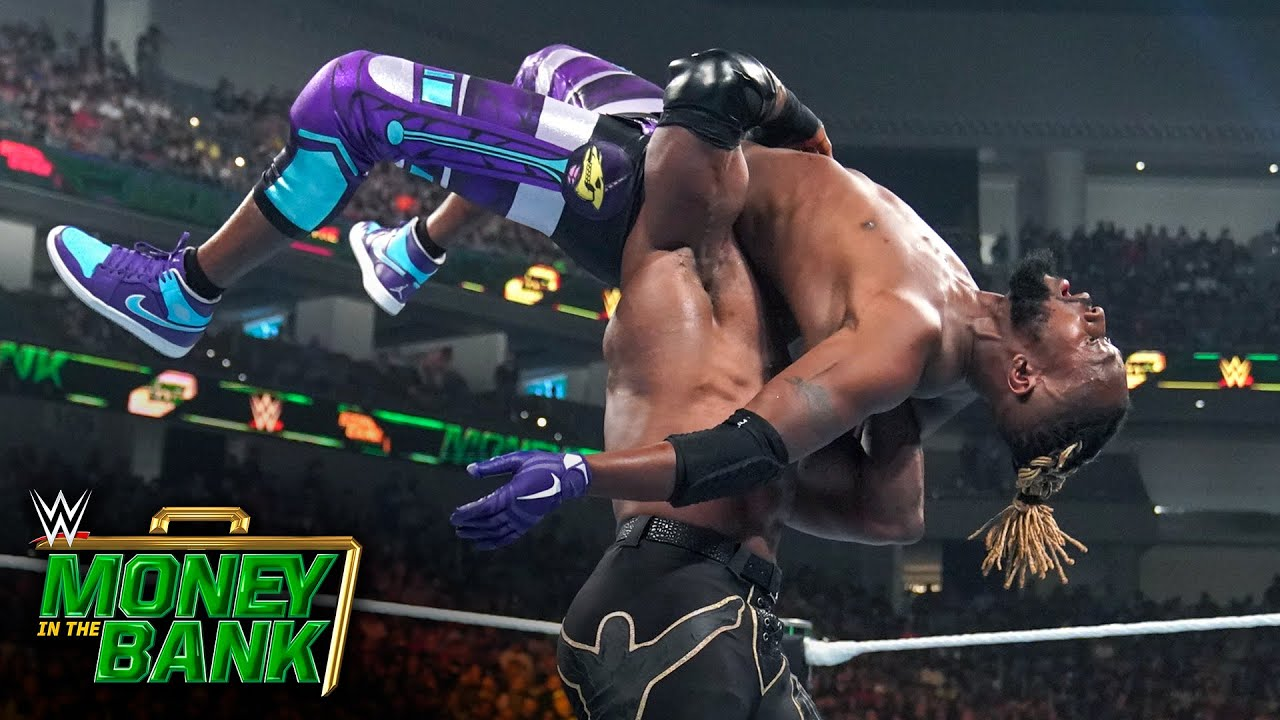 Download Lashley shows no mercy for Kingston: WWE Money in the Bank 2021 (WWE Network Exclusive)