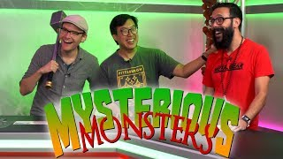 Game Dev Showdown! - Mysterious Monsters - Trivia Game Show - Ep.8