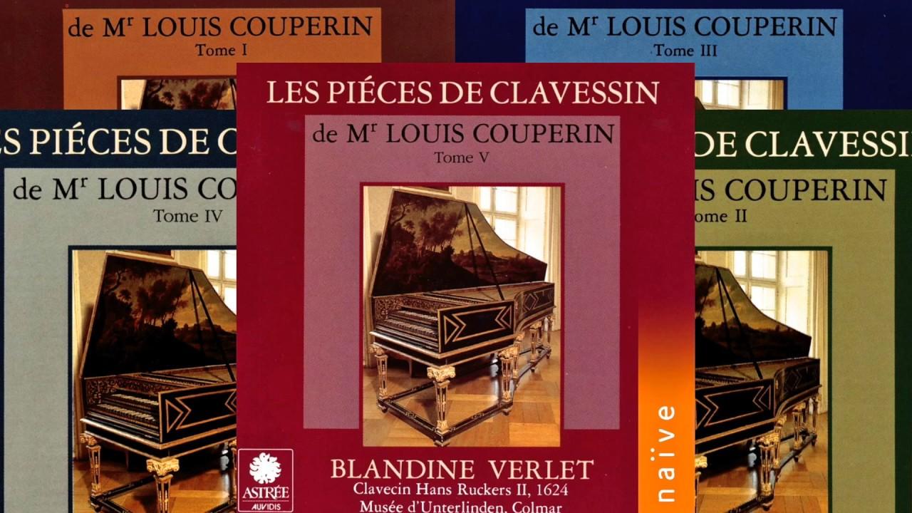 Pièces de clavecin  8th ordre, Passacaille - Harpsichord