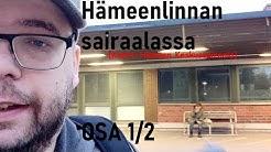 Seikkaillaan Hämeenlinnan sairaalan alueella 🙃