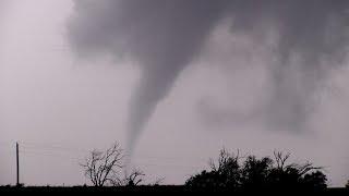 Tornadoes near Paducah, Texas - May 20, 2019