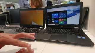 Dell Latitude E5250 Hands On [4K UHD]