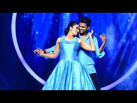 D 4 Dance Reloaded I Vishnu & Anna - Puthuvellai Mazhai I Mazhavil Manorama