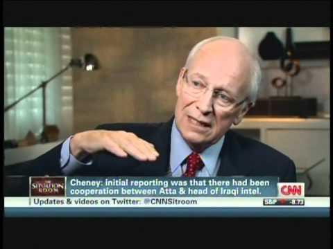 Dick Cheney Wolf Blitzer Interview (September 6, 2011) [1/2]