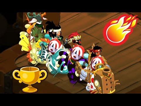 [Dofus] Feca + Zobal = BEST TEAM PVM ! #CraRepos