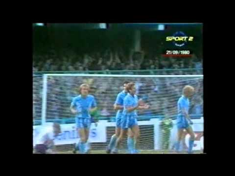 COVENTRY CITY 3  CRYSTAL PALACE 1 1980 (CLIVE ALLEN NO GOAL)