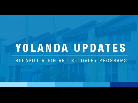 Open Forum: Joint Press Briefing for Yolanda Rehabilitation and Recovery