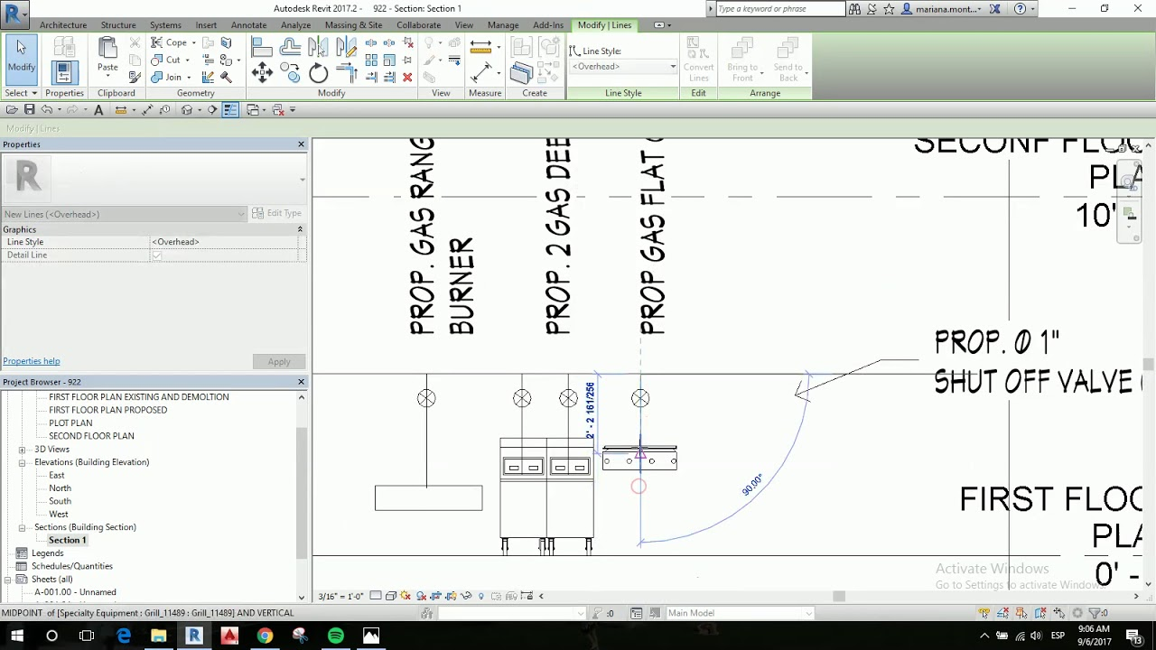 hight resolution of gas riser diagram