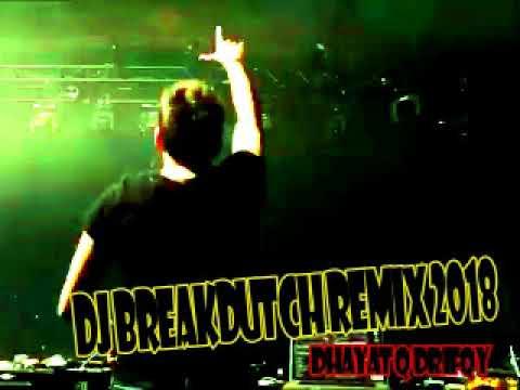 DJ PARTY DUTCH JUNGLE Vs BREAKBEAT REMIX 2018