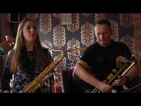Bluez Katz with Brendan Monaghan on uilleann pipes