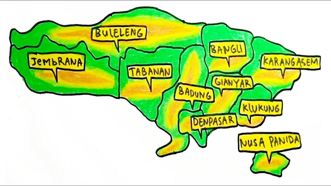 08/05/2015· gambar peta indonesia lengkap. Cara Menggambar Peta Pulau Bali Lengkap Terbaru 2021 Belajar Menggambar Peta Pulau Bali Lengkap Youtube