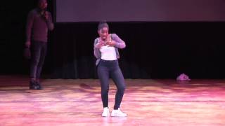 Azonto Dance Competition @ Momentum 2012, Croydon, London