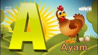 Gambar cover ABC Sampai Z ● Dengan Contoh Hewan (Belajar Untuk BALITA)