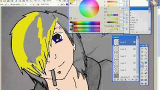 Lets draw anime.. [Trust]