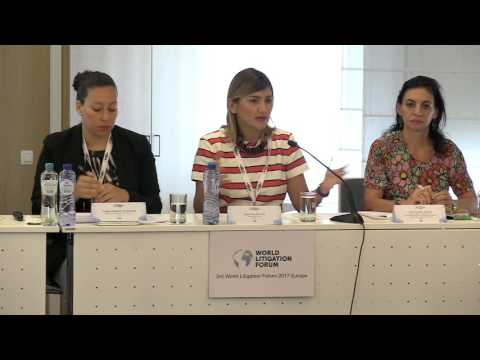 Ioana Knoll-Tudor - 3rd World Litigation Forum 2017 Europe