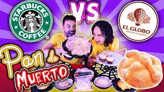 Cuál es el Mejor PAN DE MUERTO? ¿Starbucks?