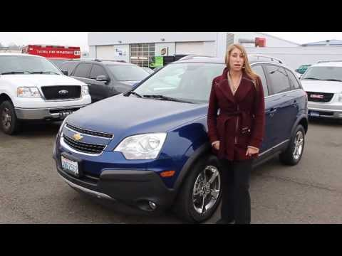 Virtual Walk Around Video Of A 2012 Chevy Captiva Sport At Gilchrist Chevrolet Buick GMC Ct4006a