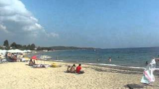 Плаж на Никити, Ситония - Гърция(Научете повече на страниците на Пътеводител Гърция http://garcia.patevoditel.bg/, 2010-09-15T11:13:43.000Z)