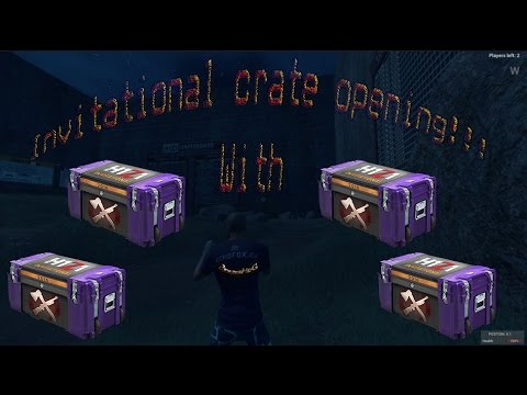 hqdefault h1z1 invitational crate 2016! tons of ur's!!!! youtube,Invitational H1z1 Crate