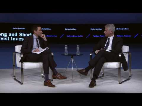 DealBook 2016: The Long and Short of Activist Investing