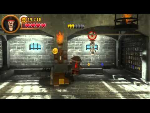 Lego Pirates of the Caribbean PSP Playthrough Part 1