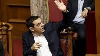 البرلمان اليوناني يصوت بأغلبية لصالح اجراءات جديدة في اطار برنامج الإنقاذ