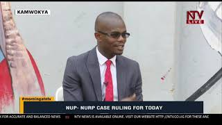Kibalama - NUP case to be decided today