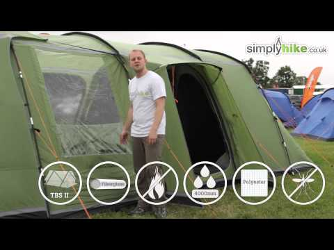 *Sneak Peak 2013 tents - Vango Samara 600 - www.simplyhike.co.uk