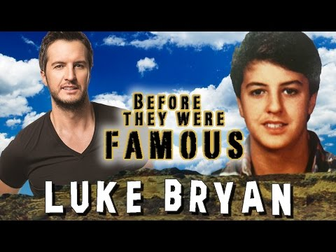 LUKE BRYAN - Before They Were Famous
