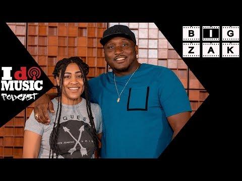 I dO MUSIC Podcast Episode 30 ft. Big Zak (Jeezy, Ciara, Keri Hilson, Lloyd)