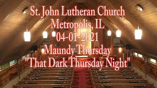 04-01-2021 That Dark Thursday Night