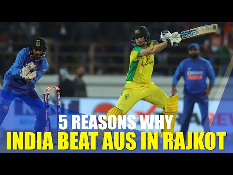 Rahul, Kuldeep Star In India's Series-levelling Win | Ind V Aus, 2nd ODI Review