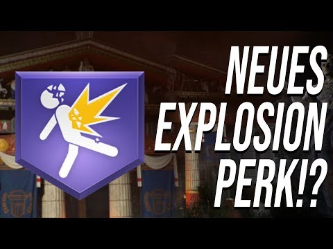 NEUES EXPLOSION PERK!? & Sound Design Im Zombie Modus Erklärt! | Ancient Evil [Deutsch]