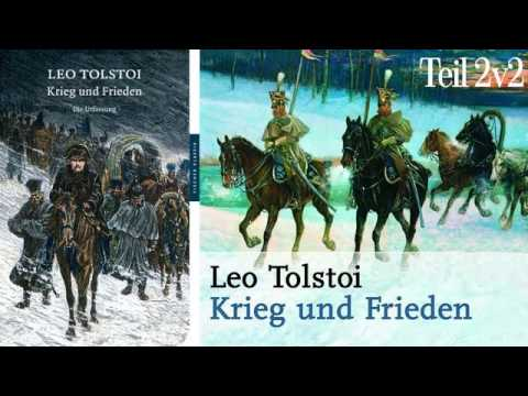 Krieg und Frieden - Buch 4 YouTube Hörbuch auf Deutsch