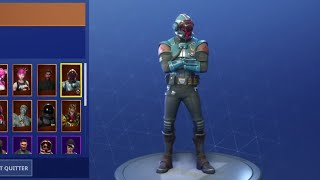 I HAVE THE SKIN SUPERPRODUCTION (The Visitor) - Fortnite