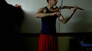 Requiem for a Dream - Summer Overture on electric violin