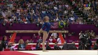 Viktoria Komova 2012 Olympic Floor AA