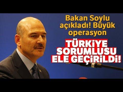 Bakan Soylu Açıkladı: DHKP/C'nin Türkiye Sorumlusu Dahi 7 Terörist Ele Geçirildi