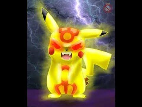 Evil Pikachu And Ash Pokémon - Evil Pi...