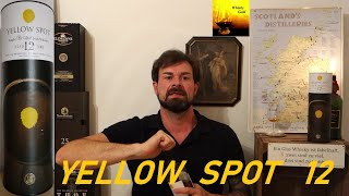 Yellow Spot 12 - Single Pot St…