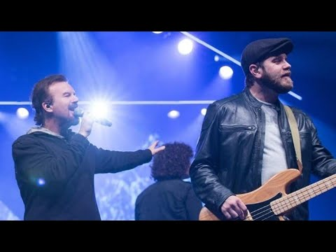 Nobody By Casting Crowns Feat Zach Williams   Only Jesus Tour 2019