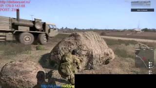 Maddyson в ARMA 3 12.09.2014 Часть 2/4