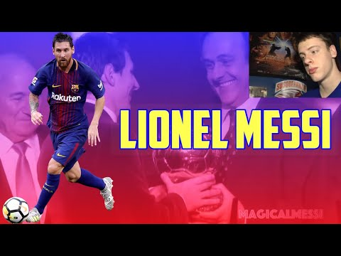 American Watches LIONEL MESSI For The FIRST TIME! Reaction